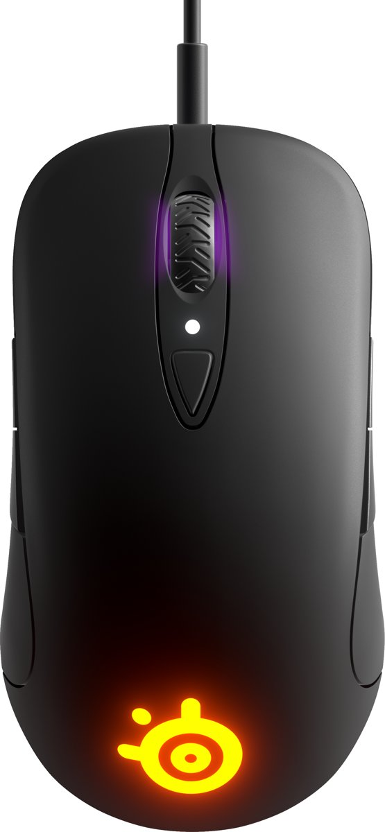 SteelSeries Sensei Ten Gaming Muis - 18000 DPI - Zwart