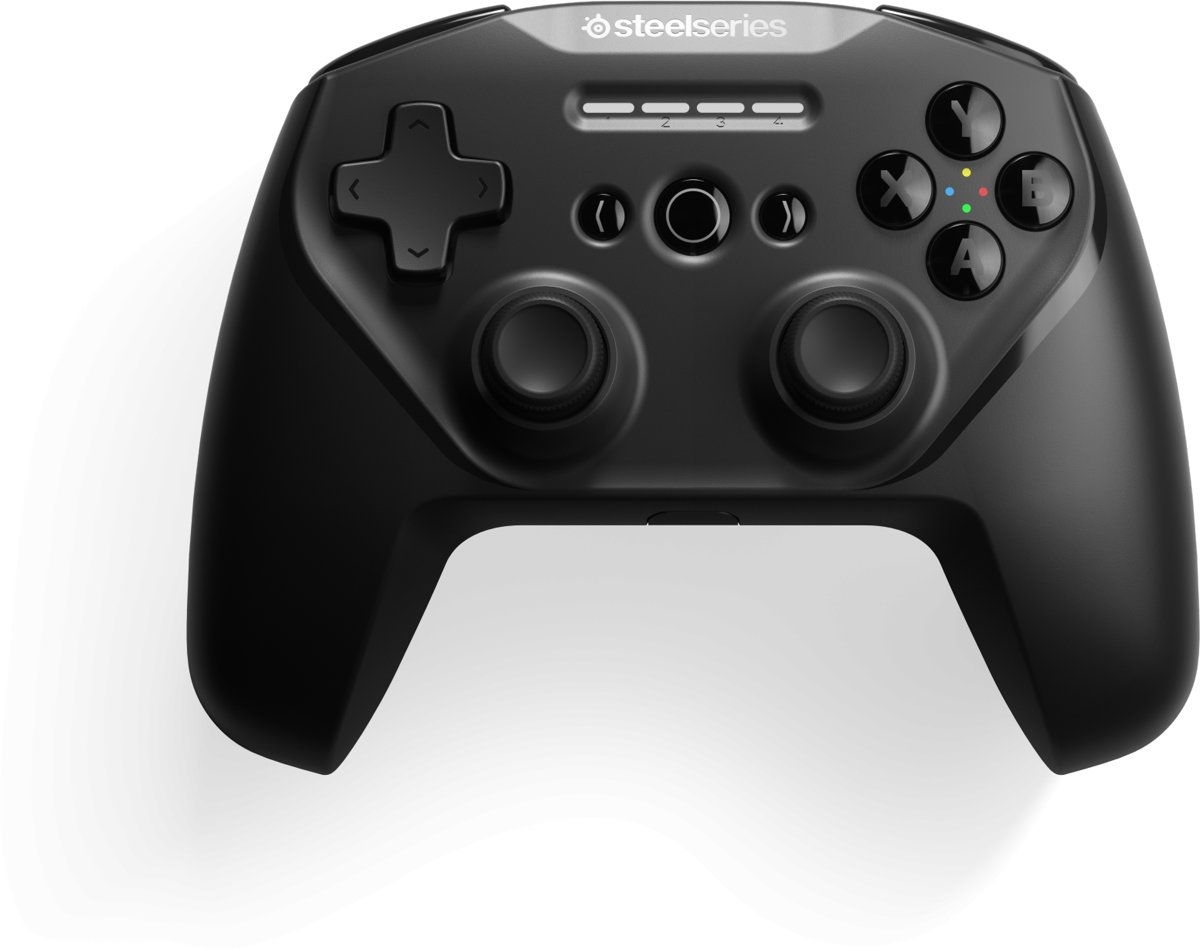 SteelSeries Stratus Duo Gaming Controller - Windows / Android / VR