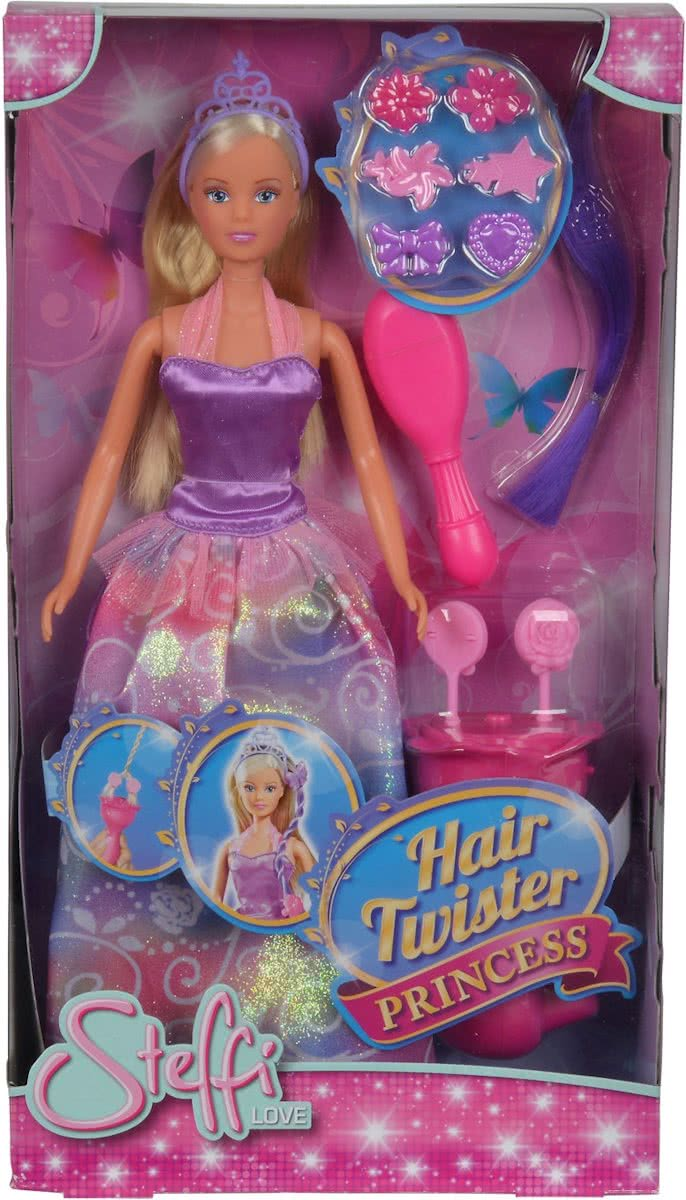 Hair Twister Prinses