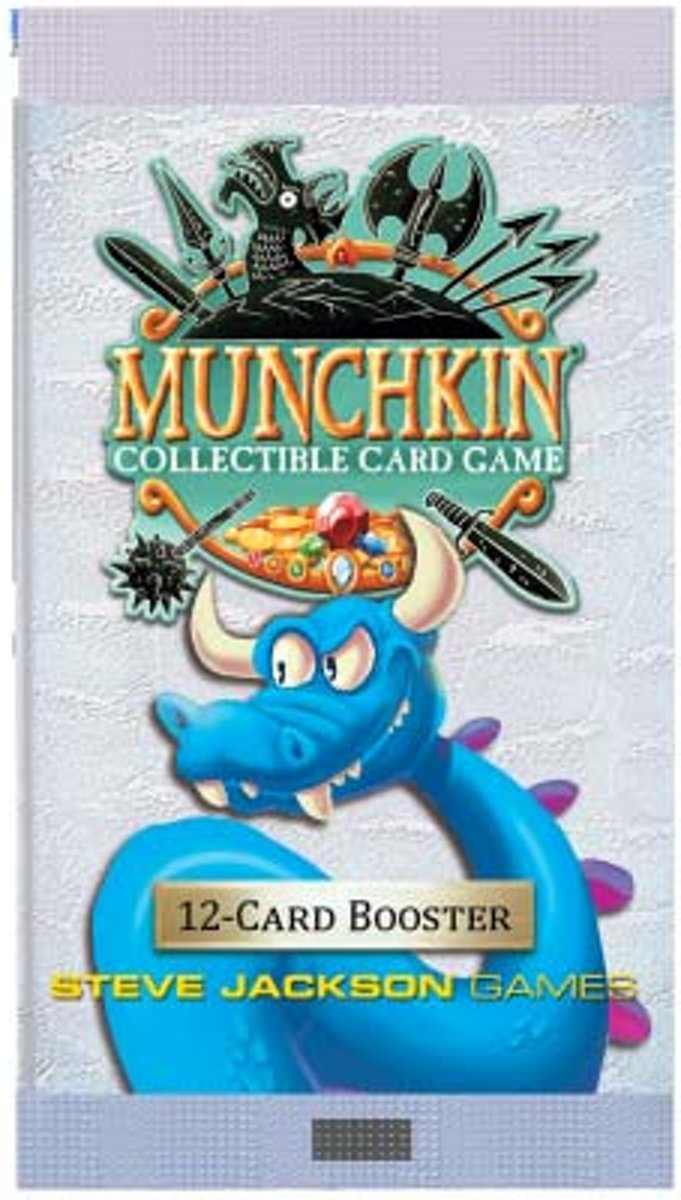 Munchkin Collectible Card Game Booster