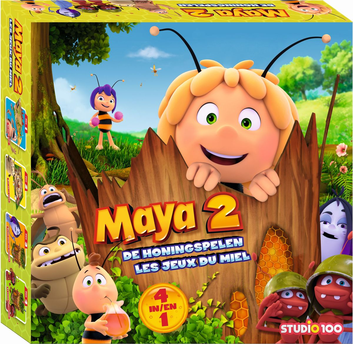 Maya : spel - Honey games