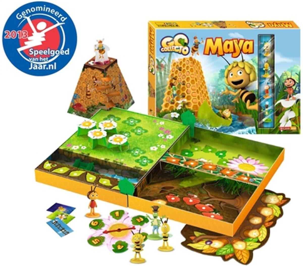 Maya de Bij Spel Go Collecto - Kinderspel