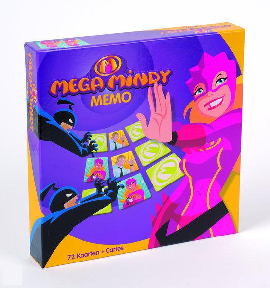 Mega Mindy Memospel Ks