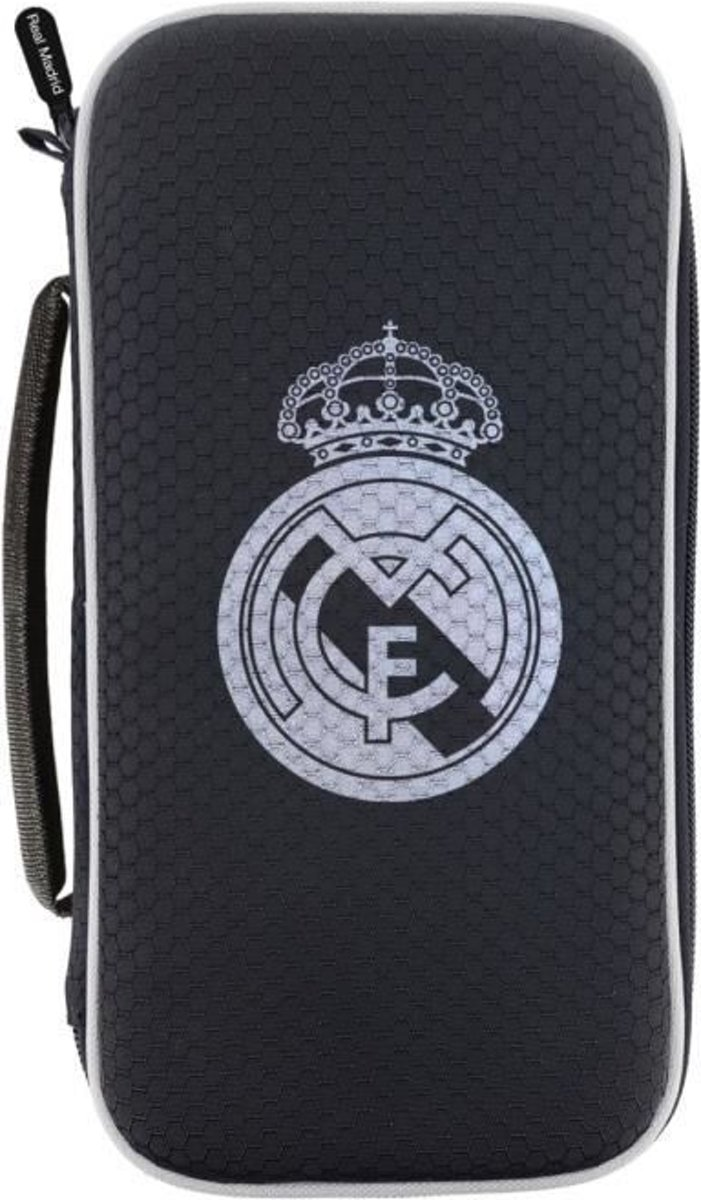 Stijve Real Madrid XL-hoes voor Nintendo Switch
