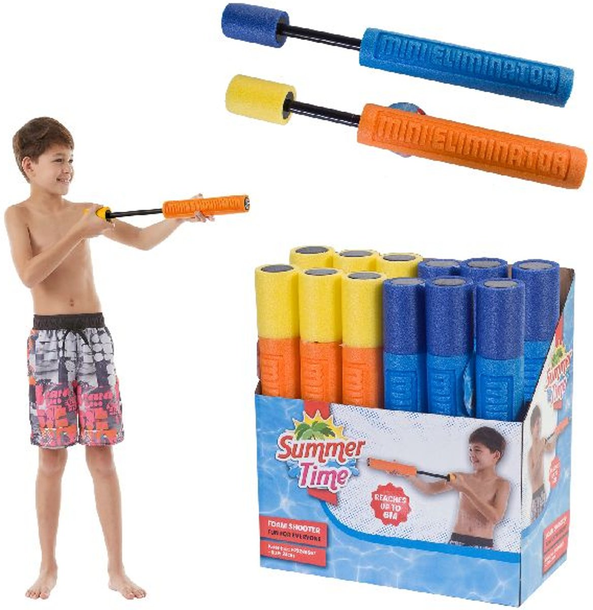 Summertime Foam Shooter 33 Dsp