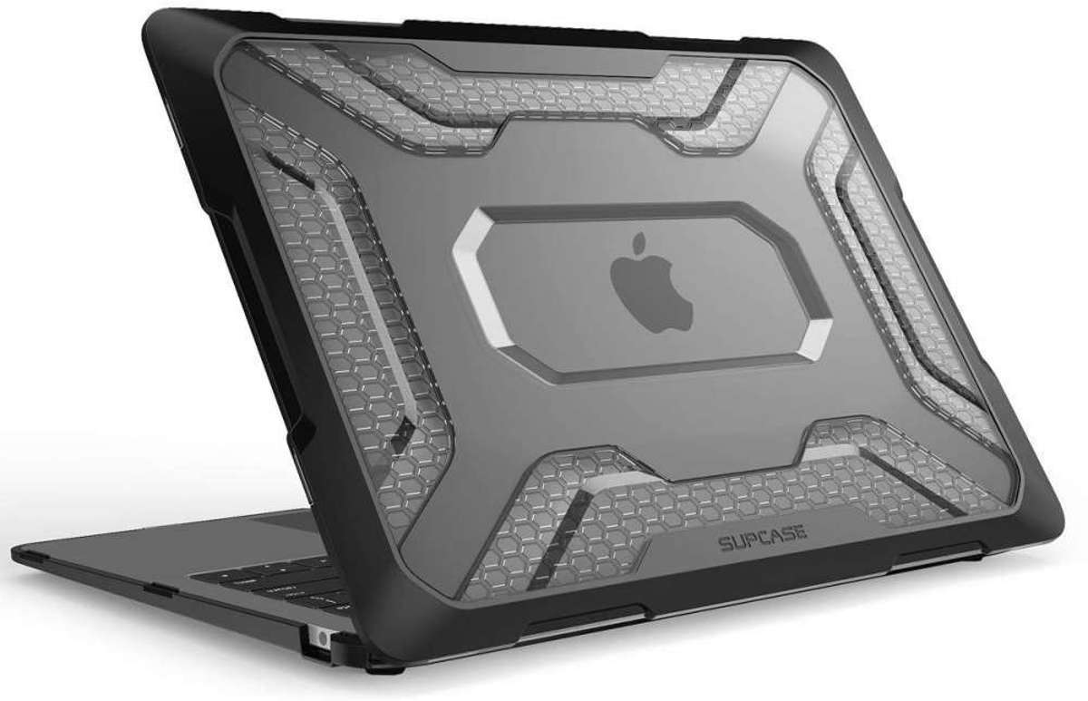 Supcase Unicorn Beetle Pro MacBook Air 13 2018 - Zwart