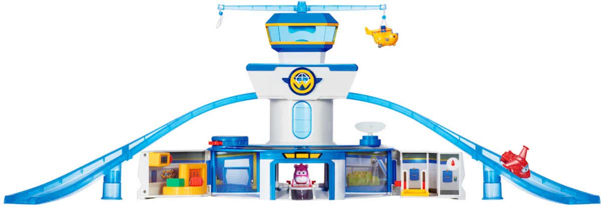 Super Wings Wereld Luchthaven – Speelset