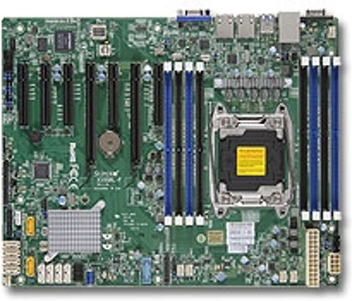 X10SRL-F Intel C612 LGA 2011 (Socket R) ATX server-/werkstationmoederbord