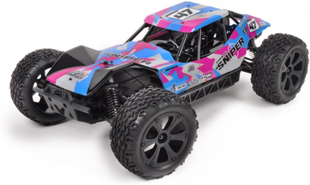 t2m pirate sniper 1 10 brushed rc auto elektro buggy 4wd. Black Bedroom Furniture Sets. Home Design Ideas