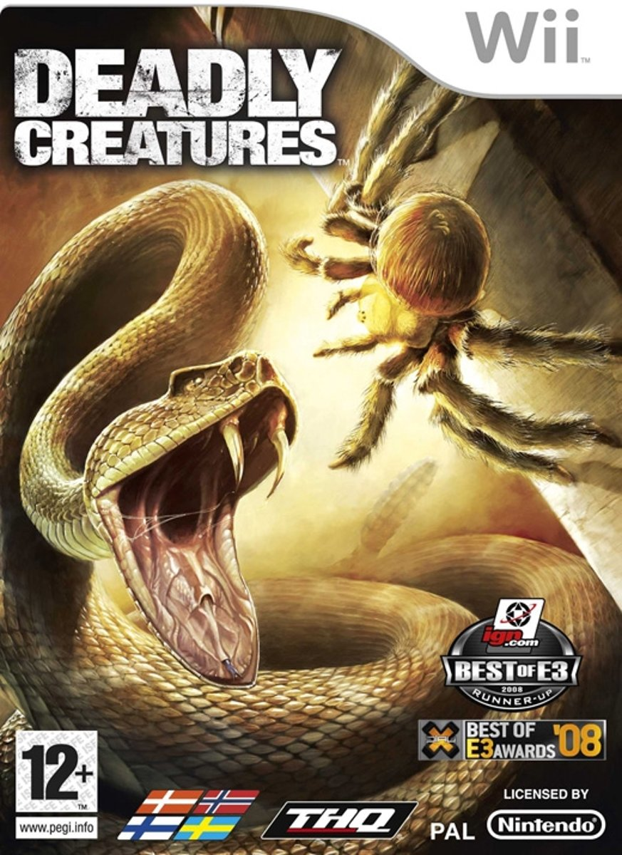 Deadly Creatures /Wii