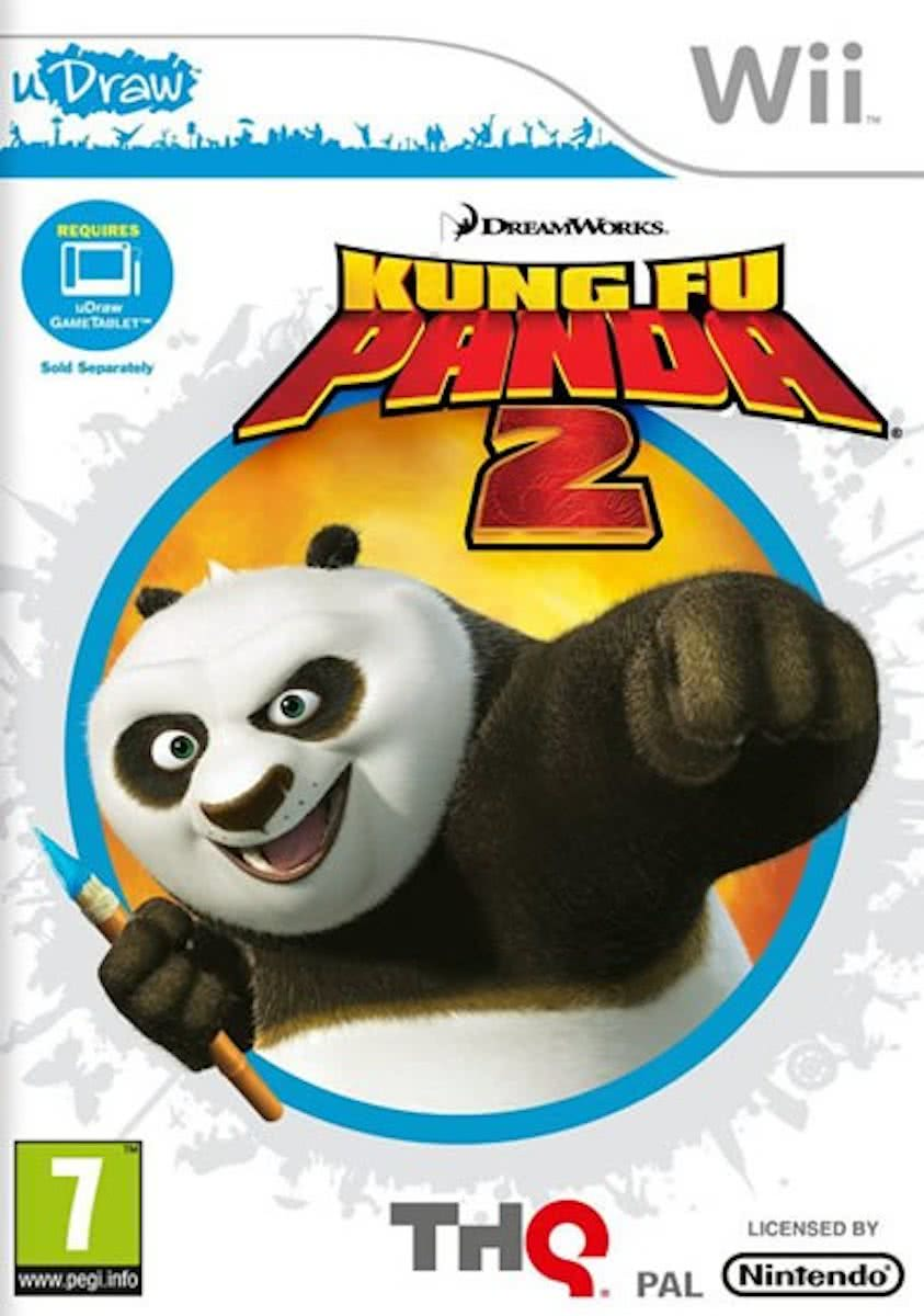 Kung Fu Panda 2 (uDraw Only)