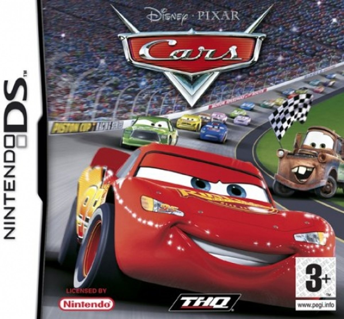 THQ Cars, DS