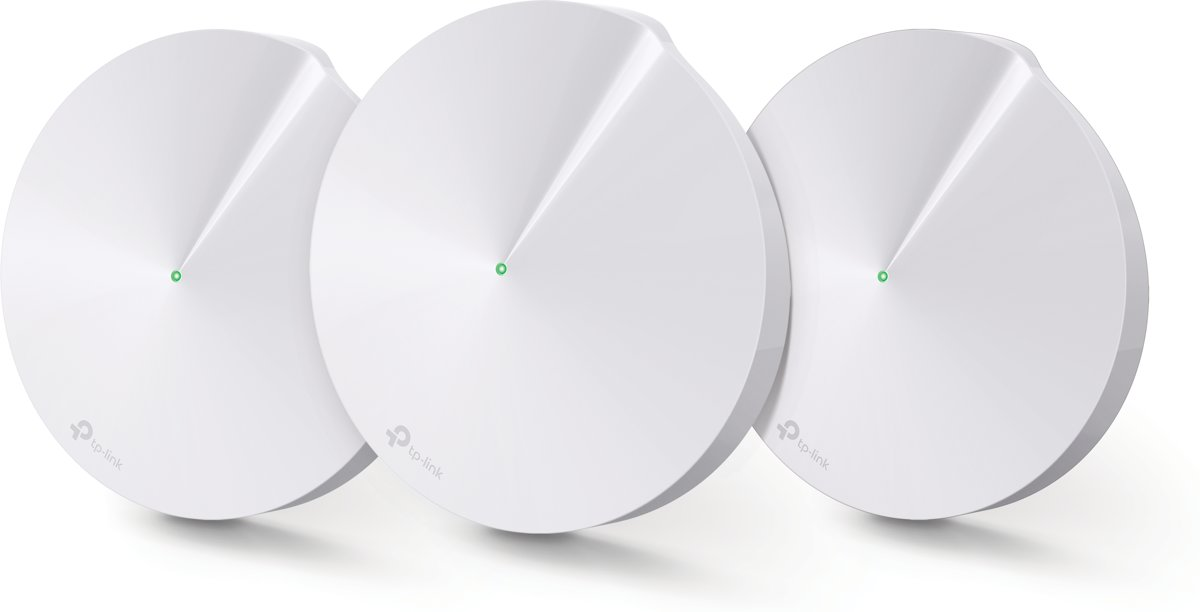 Deco M9 Plus - Smart Home Wifi Systeem - Triple Pack