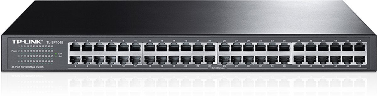 TP-Link TL-SF1048 - Switch