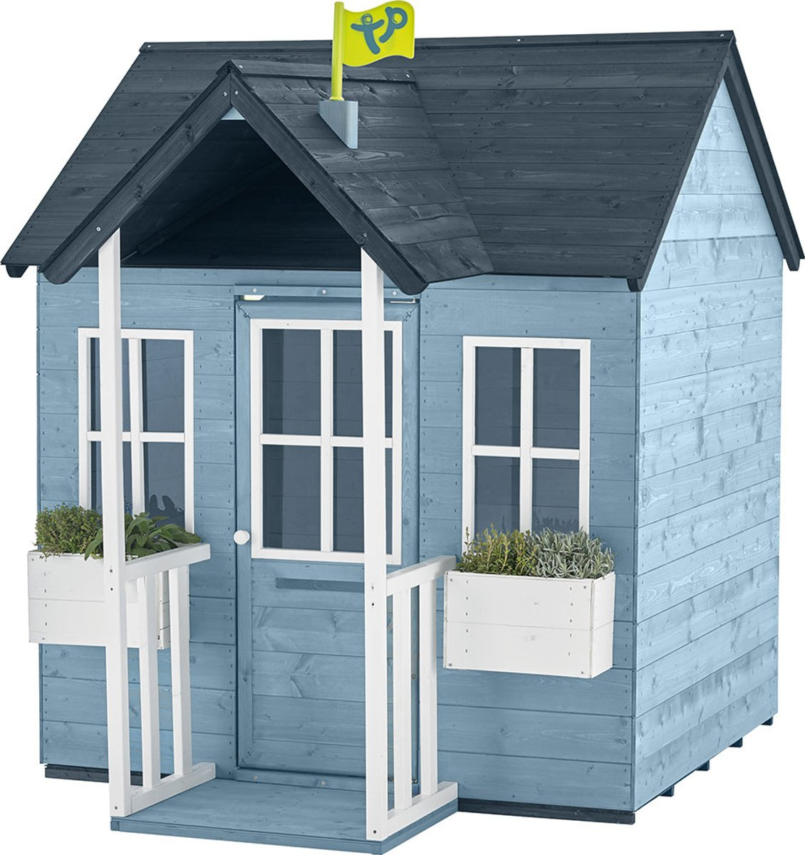 TP Play House Forest Villa -   - 122 x 106 x 154 cm