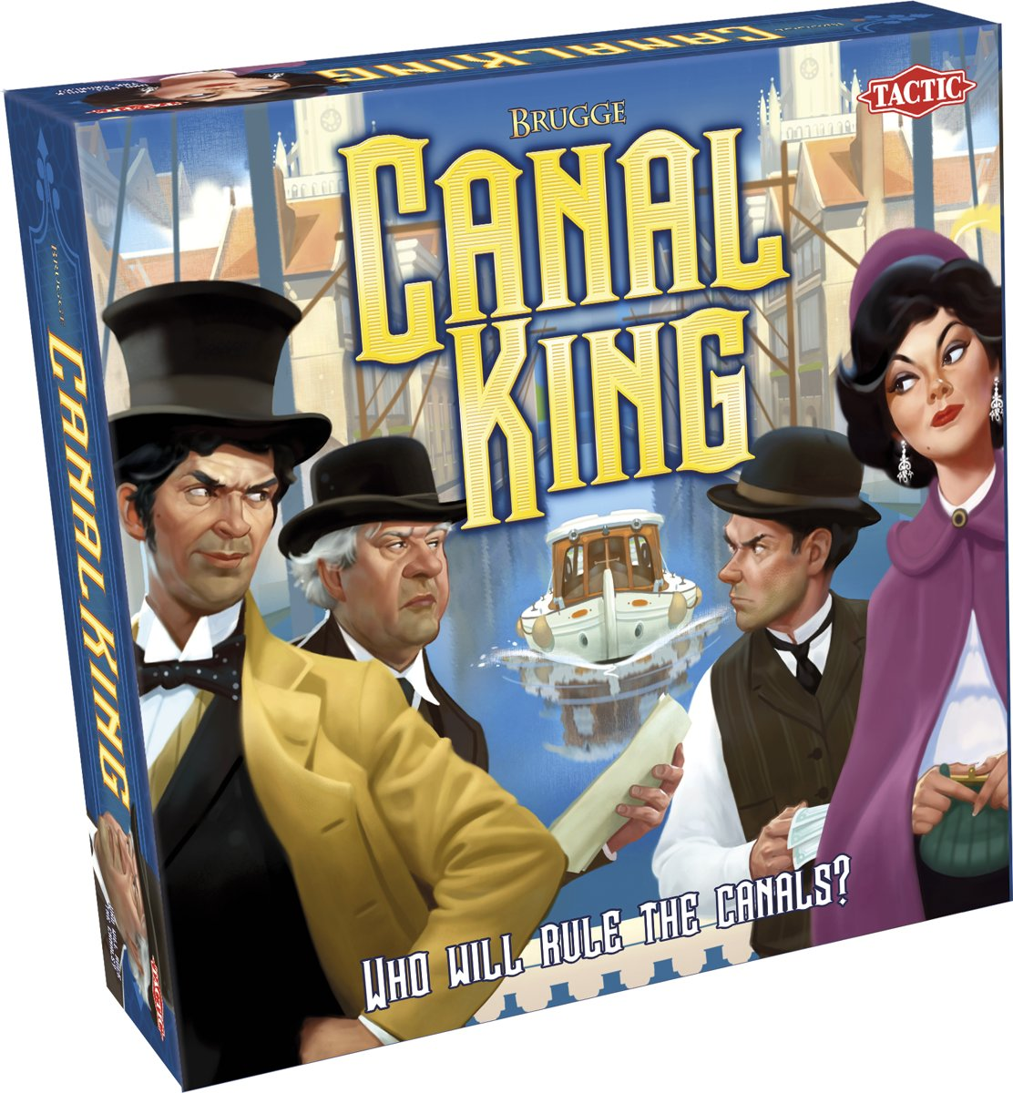 Canal King Brugge