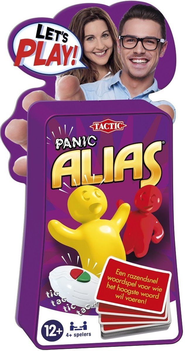 Lets Play Panic Alias