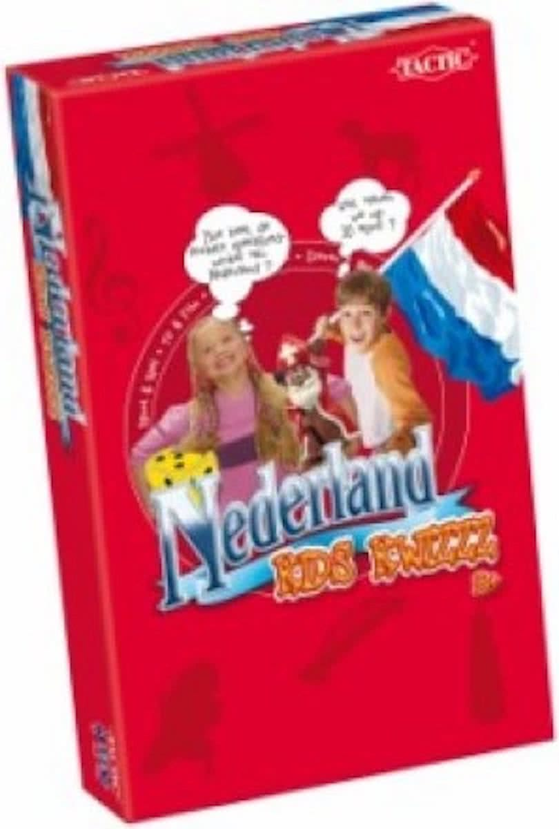 Nederland KIDS KWIZZ Reiseditie - Reisspel