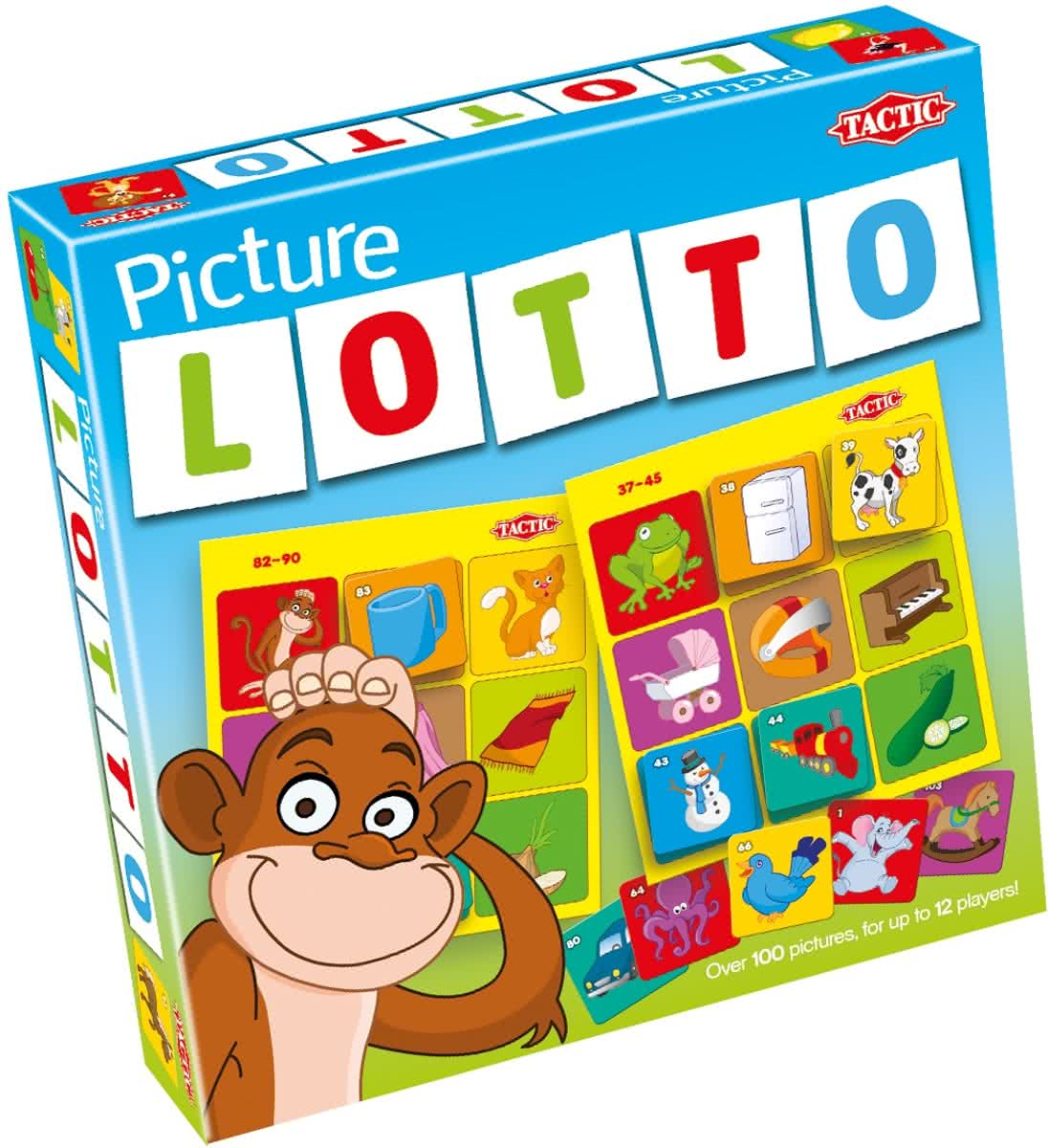 Picture Lotto - Kinderspel