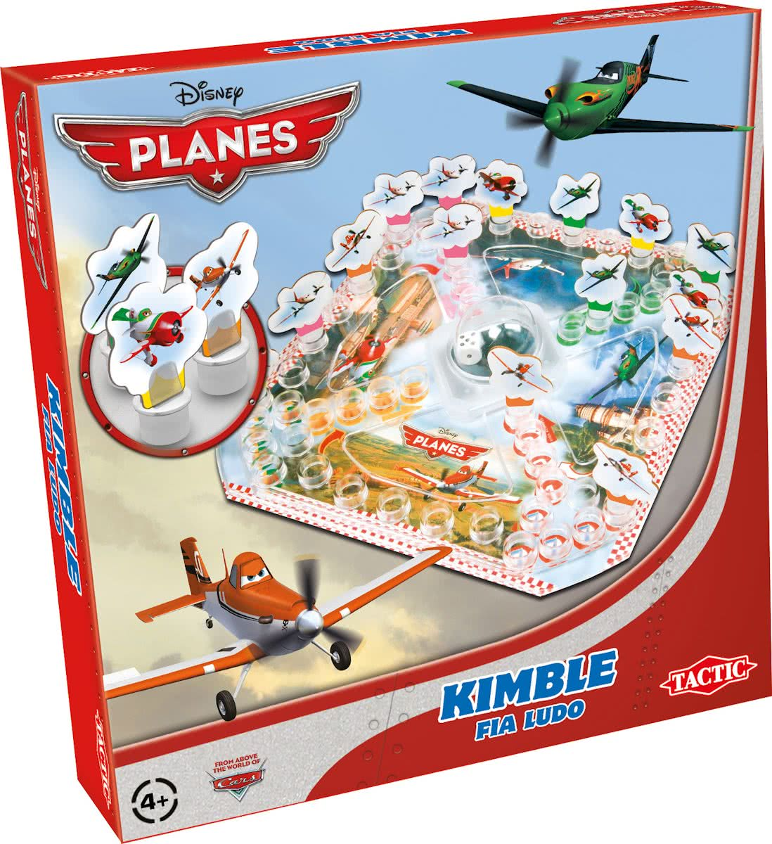 Spel Planes Kimble - Kinderspel