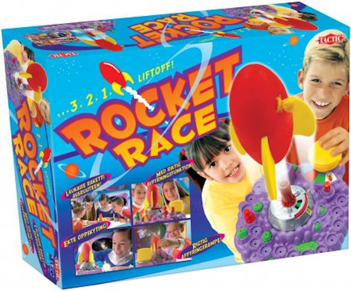 Spel Rocket Race