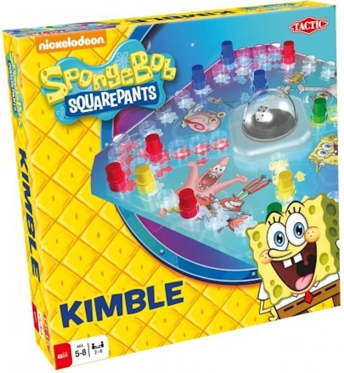 Spongebob Kimble