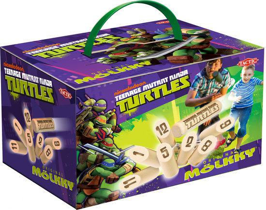 Teenage Mutant Ninja Turtles Mšlkky  - Actief buitenspeelgoed
