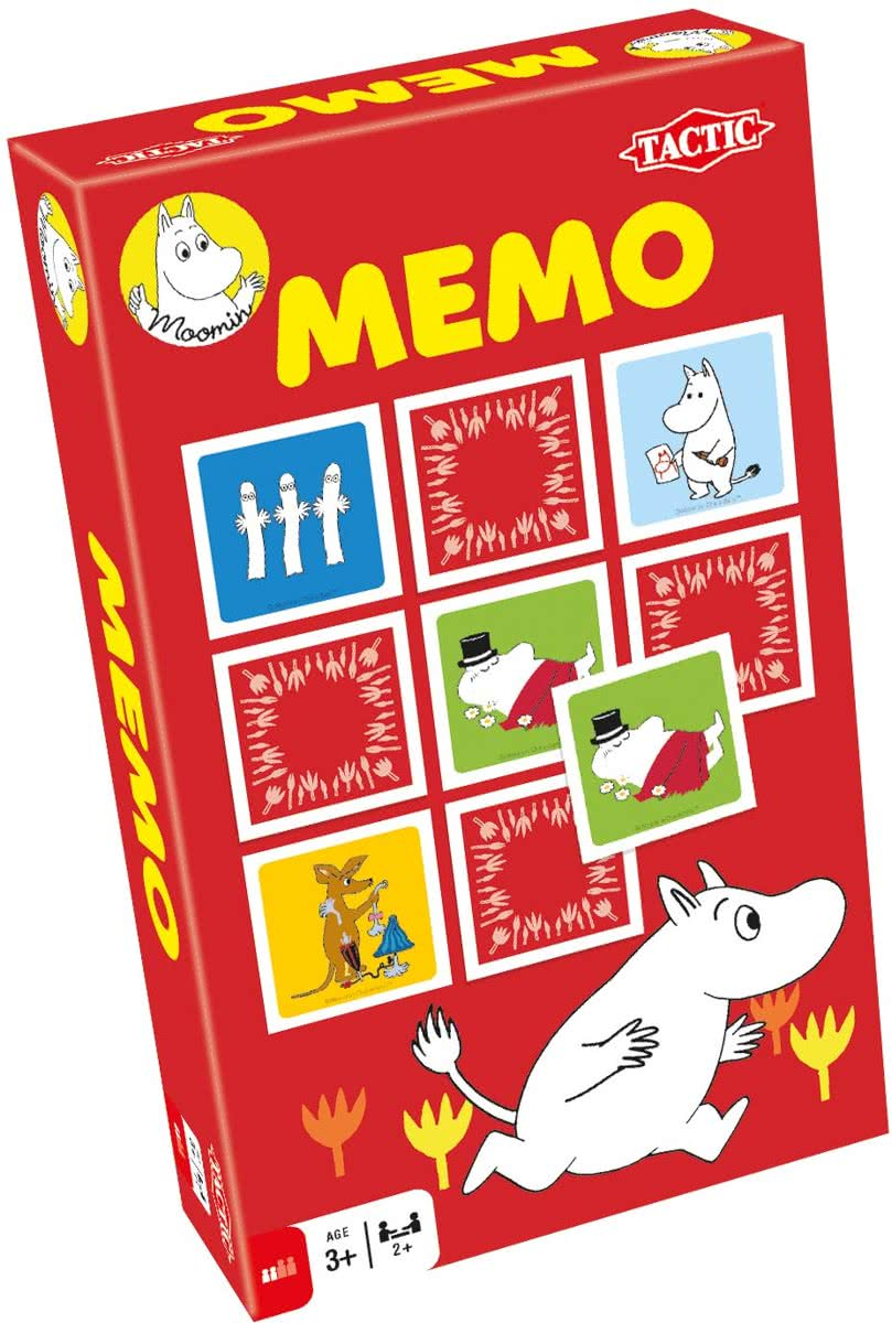 Travel: Moomin Memo