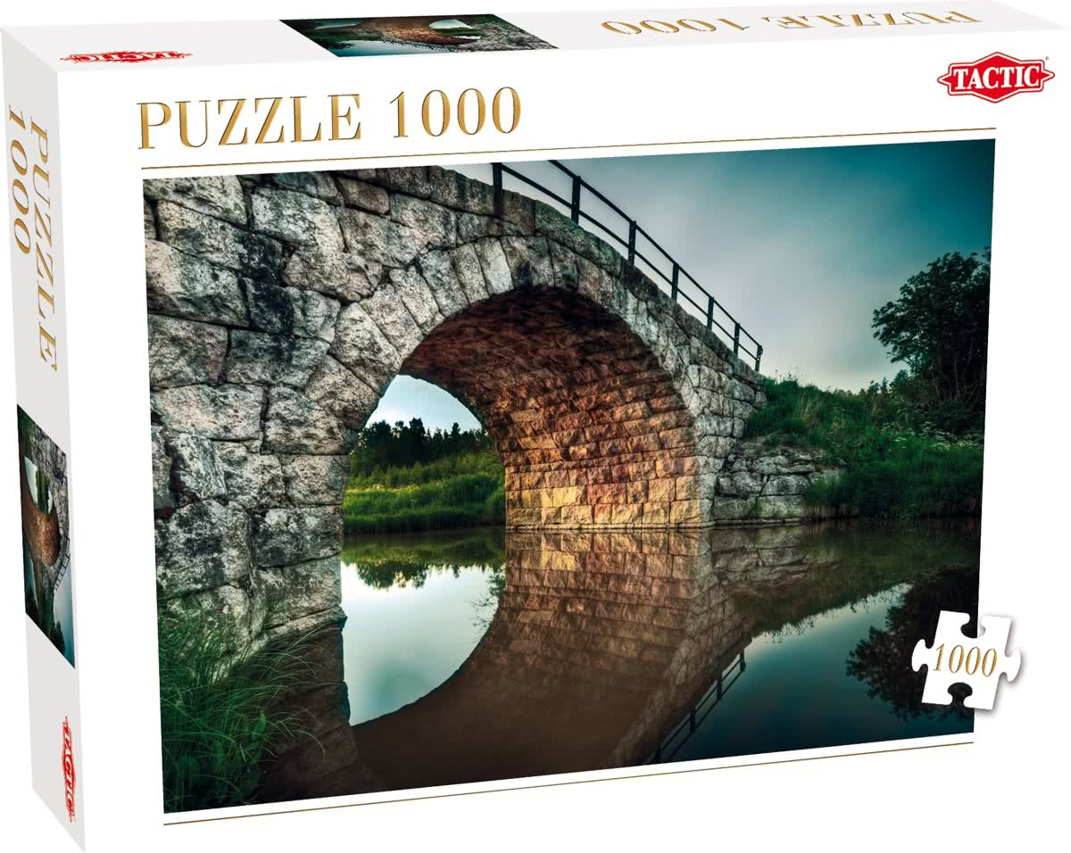Under the Bridge - Legpuzzel - 1000 Stukjes