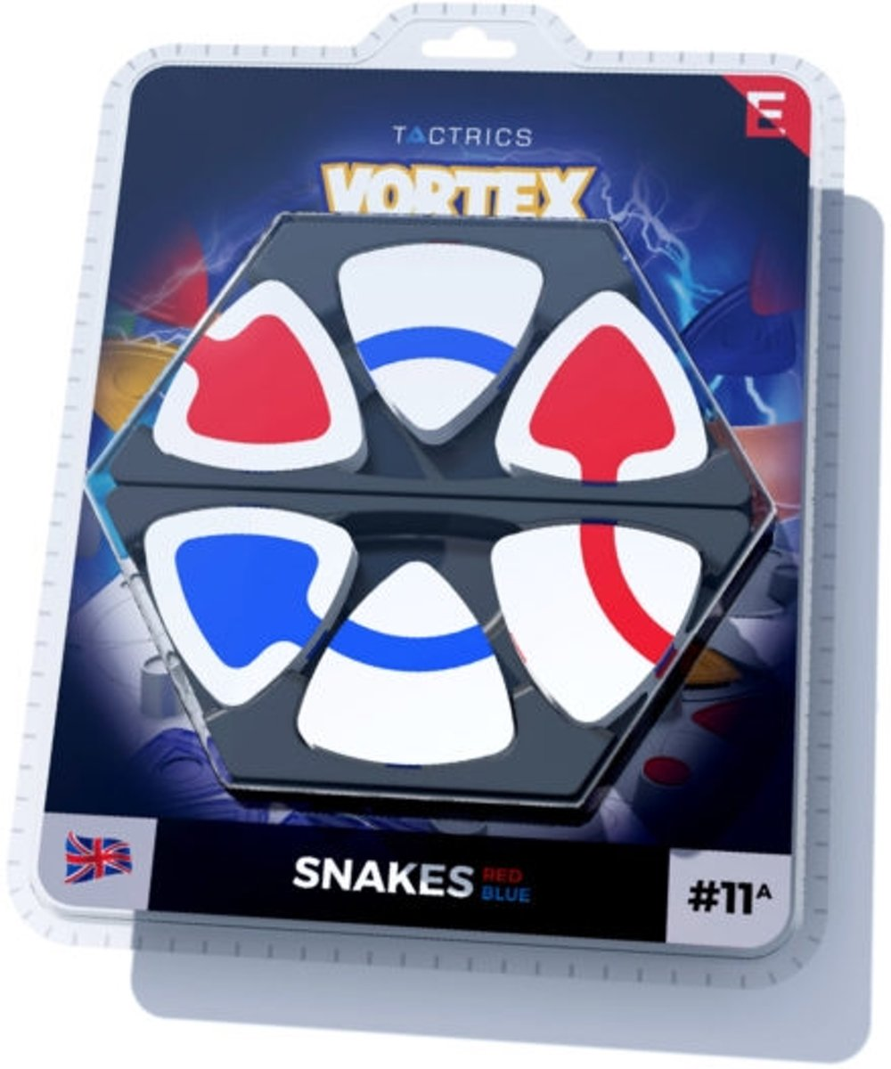 11a Snakes Red Blue Exclusive