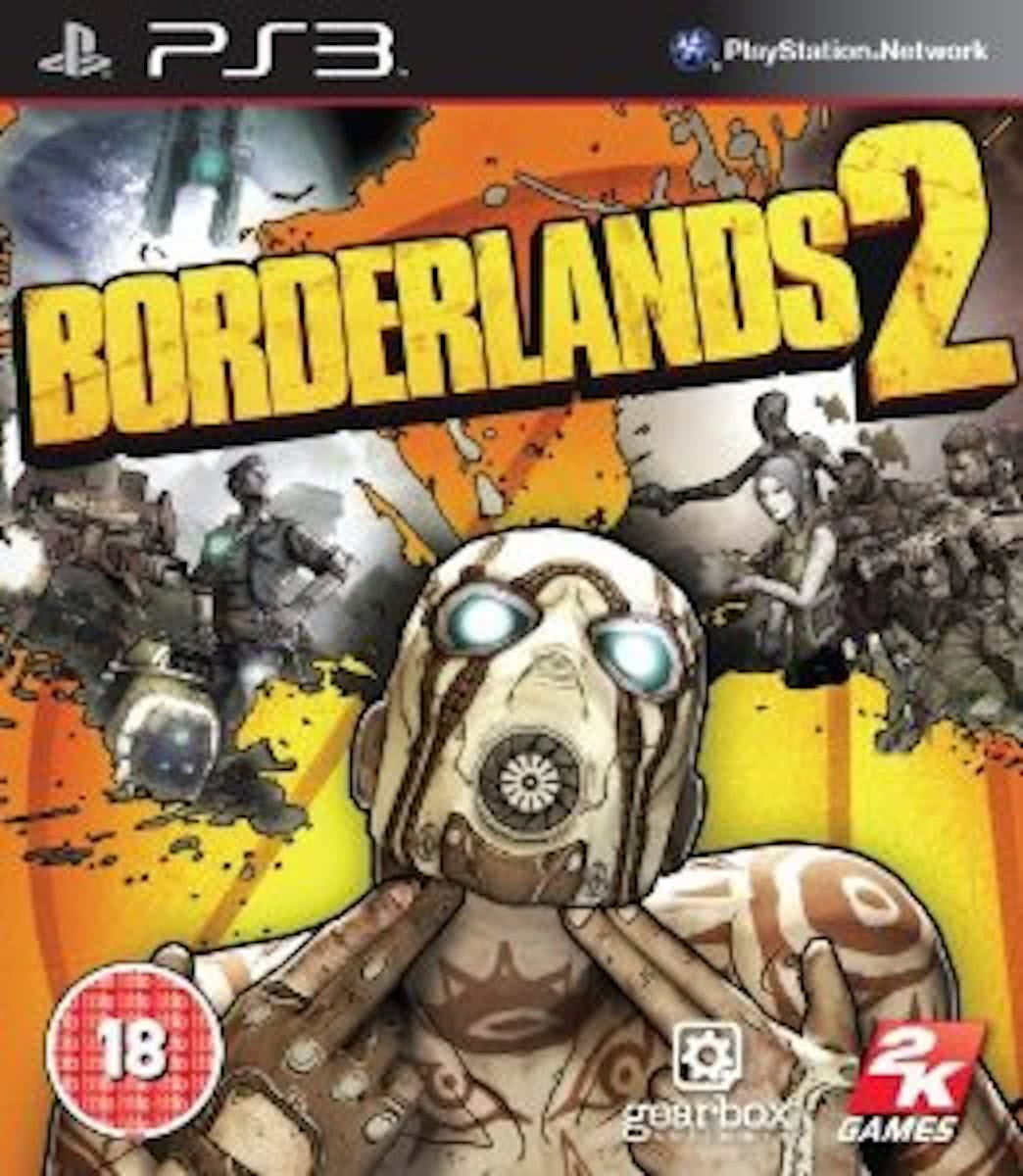 Borderlands 2 BBFC (PS3)