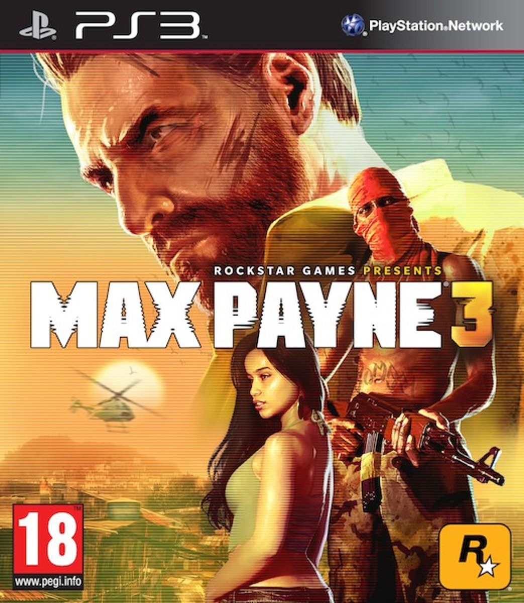 Take-Two Interactive Max Payne 3