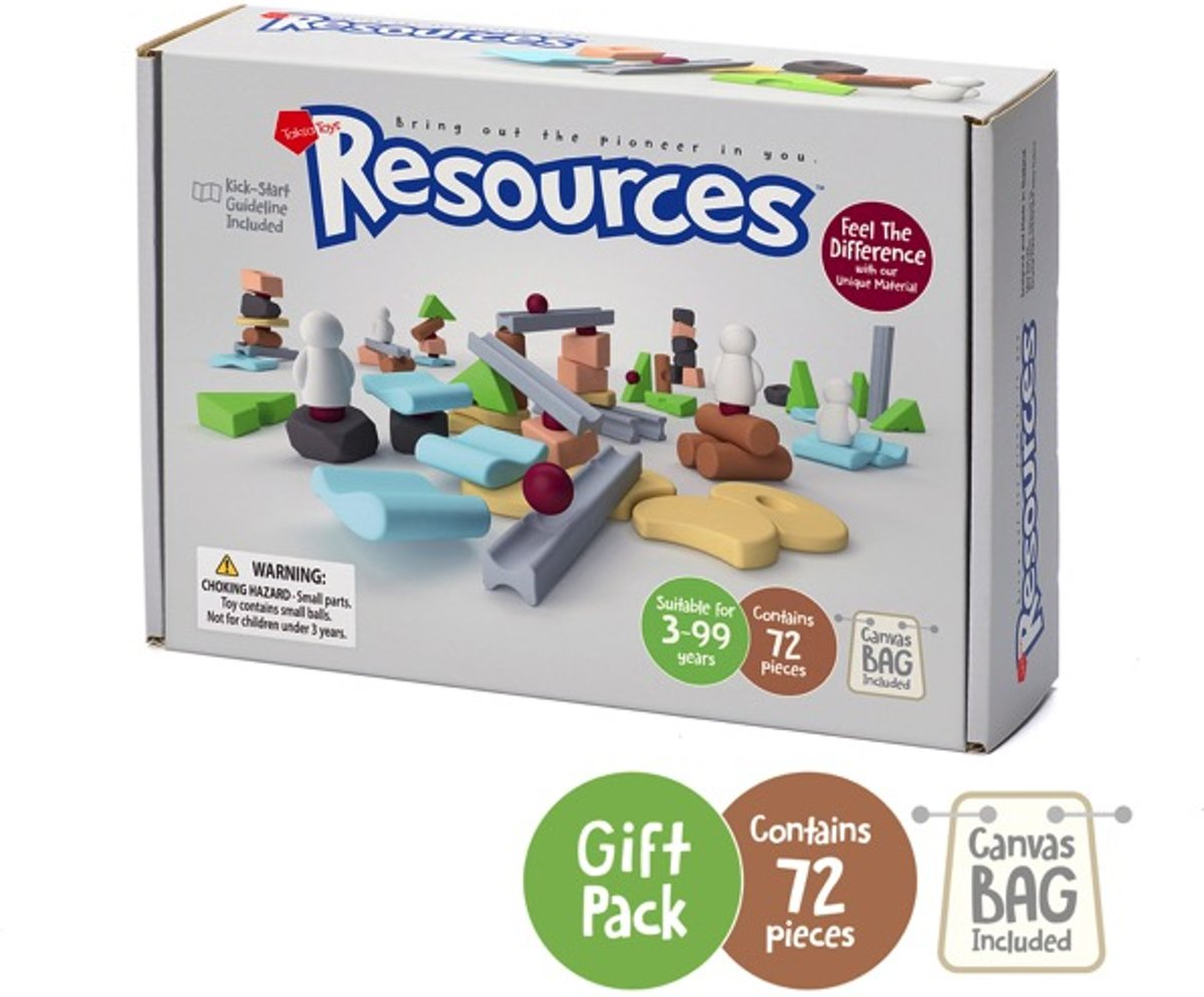 Taksa Toys RESOURCES GIFT PACK | 5914