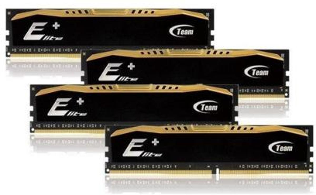 geheugenmodules 4 x 4GB DDR4 DIMM