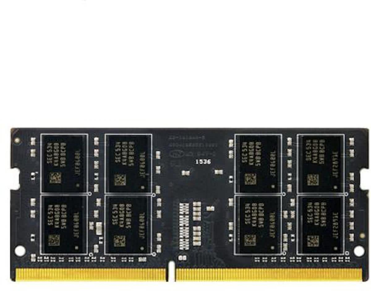 Team Group Elite 4GB DDR4 SODIMM 2400MHz (1 x 4 GB)