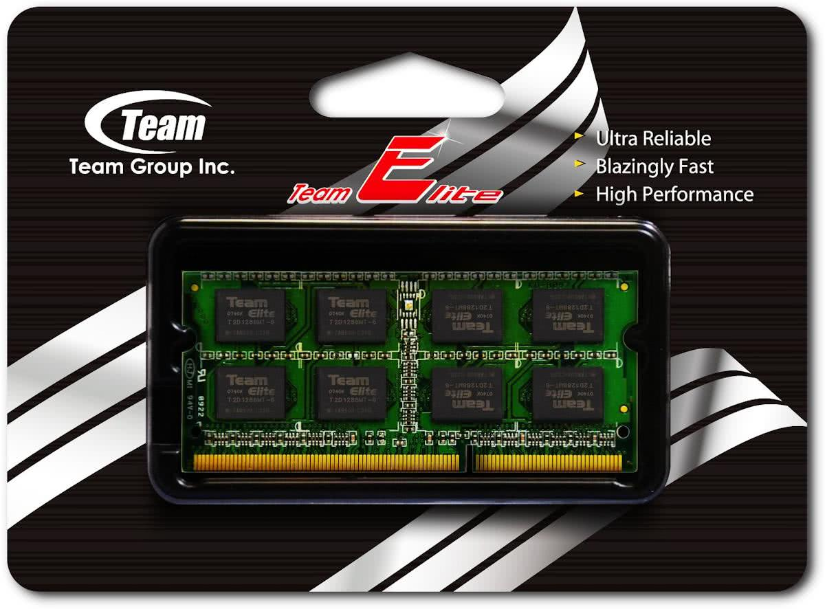 Team Group SoDIMM DDR3 8GB low voltage