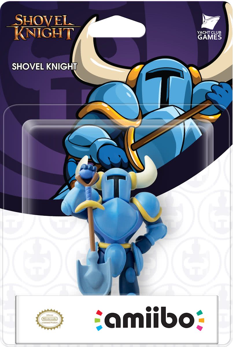 Nintendo amiibo Shovel Knight -3DS - Wii U - Switch