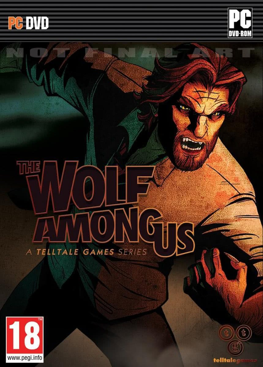 The Wolf Among Us - Windows
