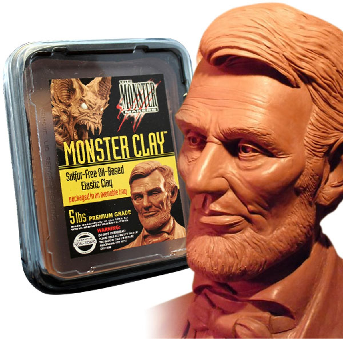 Monster Clay Medium
