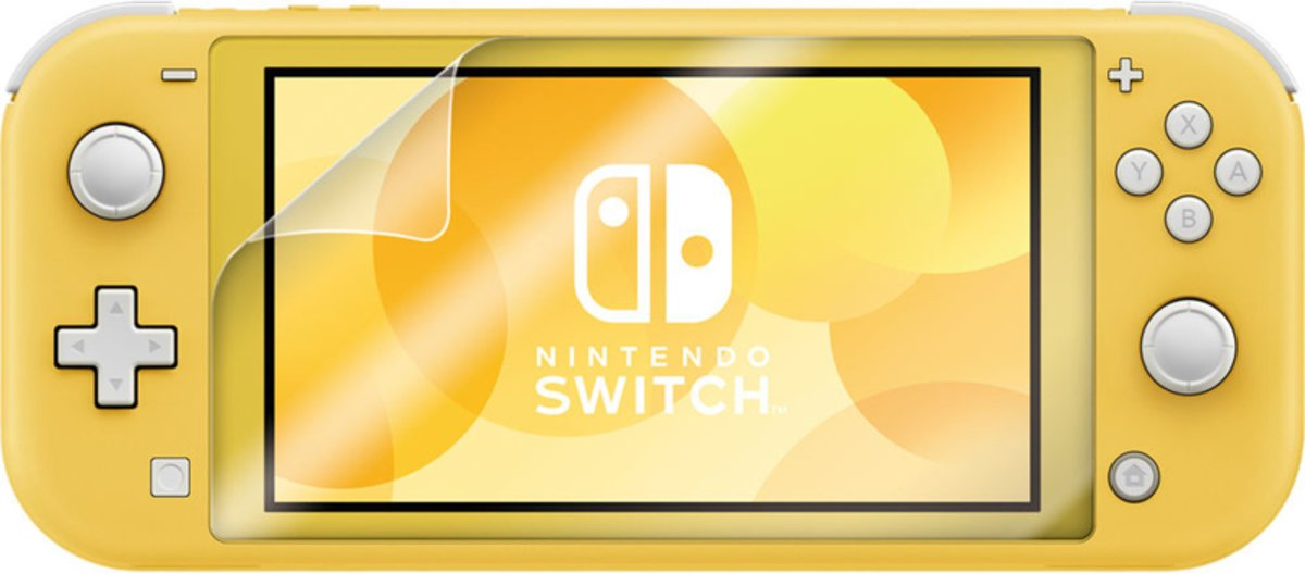 Screenprotector Bescherm Folie voor Nintendo Switch Lite