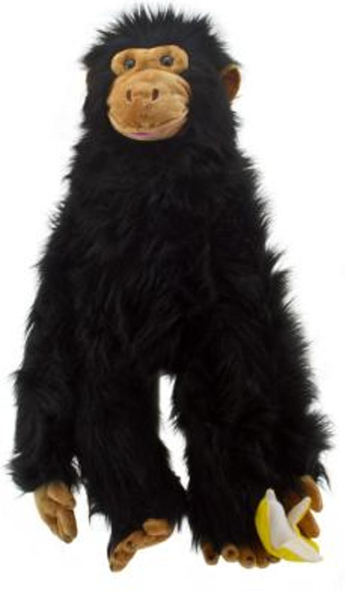 Large Primates: Chimp Puppet