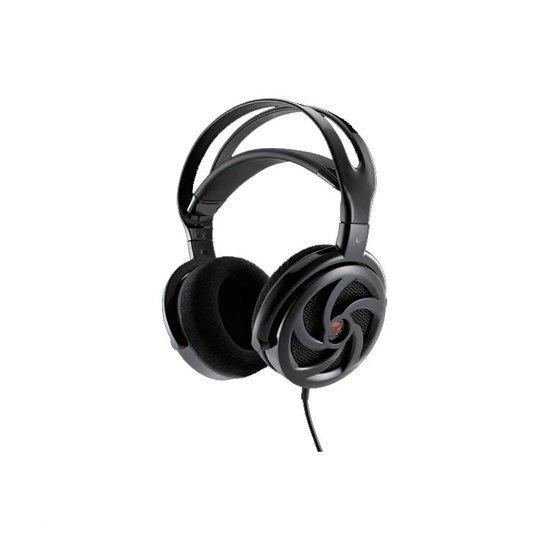 Headset Shock Spin Black