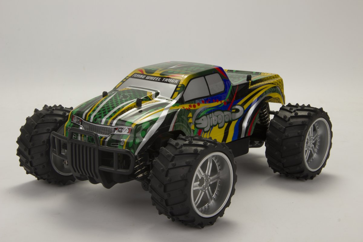 Thomaxx X-Truggy - RC Auto - Crocodile