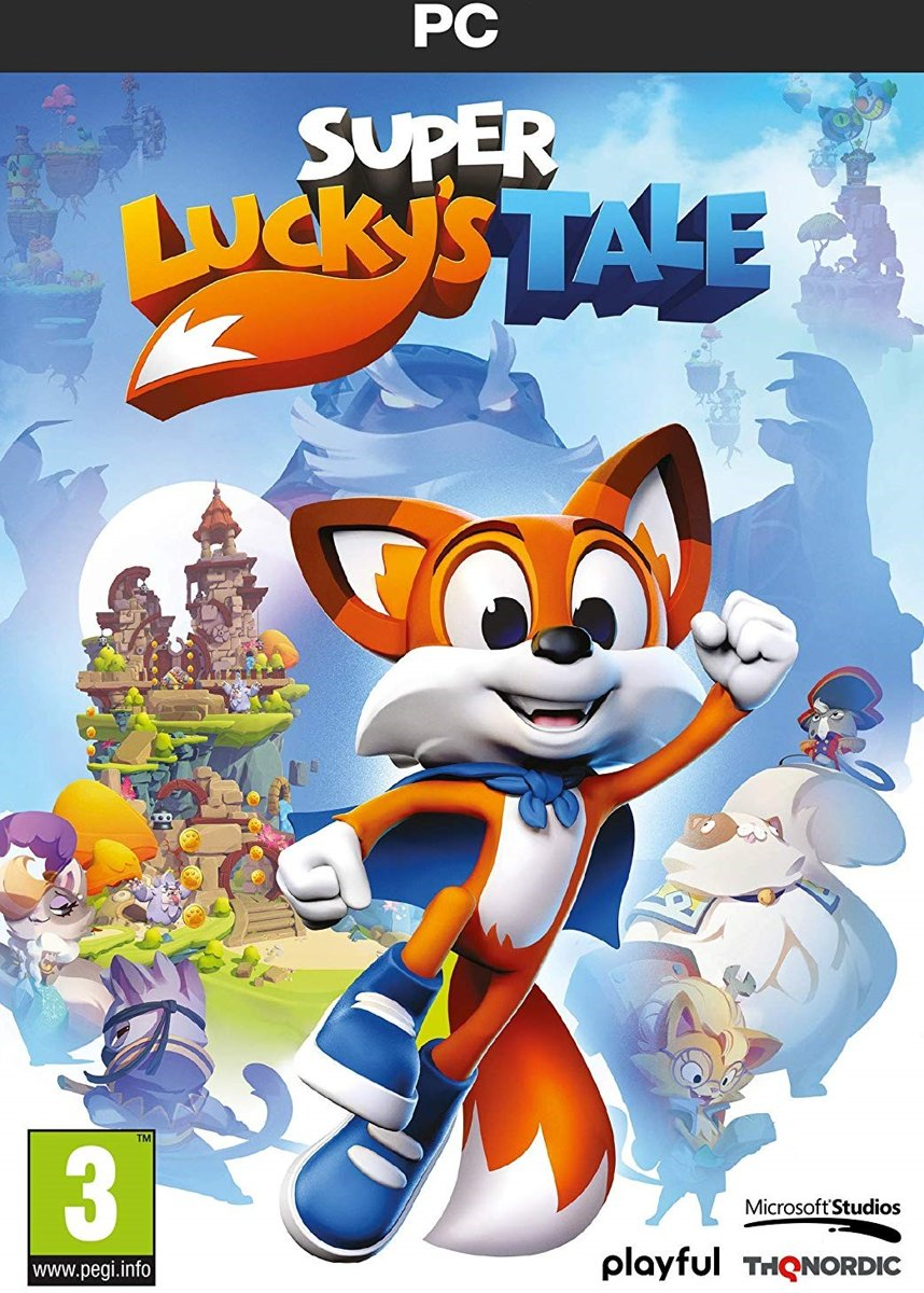 Super Luckys Tale PC