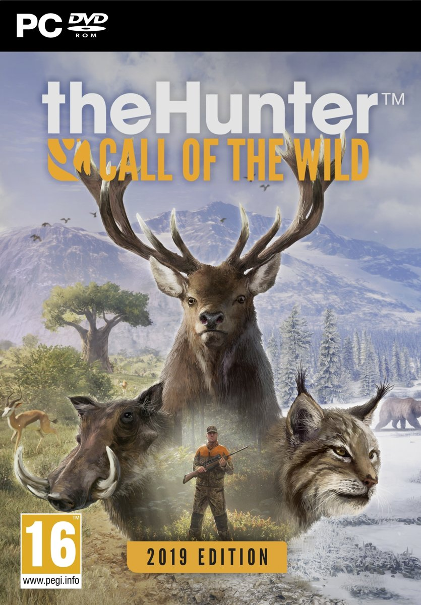 The Hunter: Call of the Wild (2019 Edition) PC
