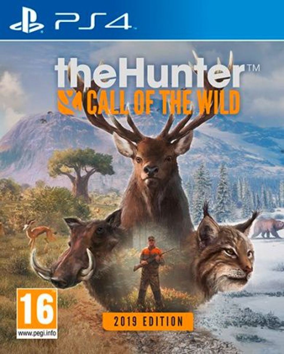 The Hunter: Call of the Wild (2019 Edition) PS4