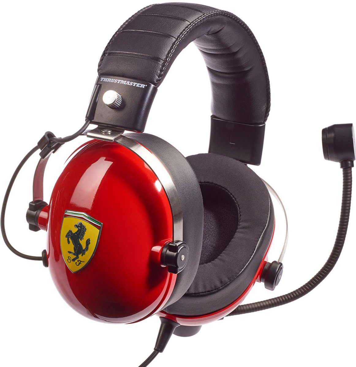 T.Racing Scuderia Ferrari Edition Gaming-headset