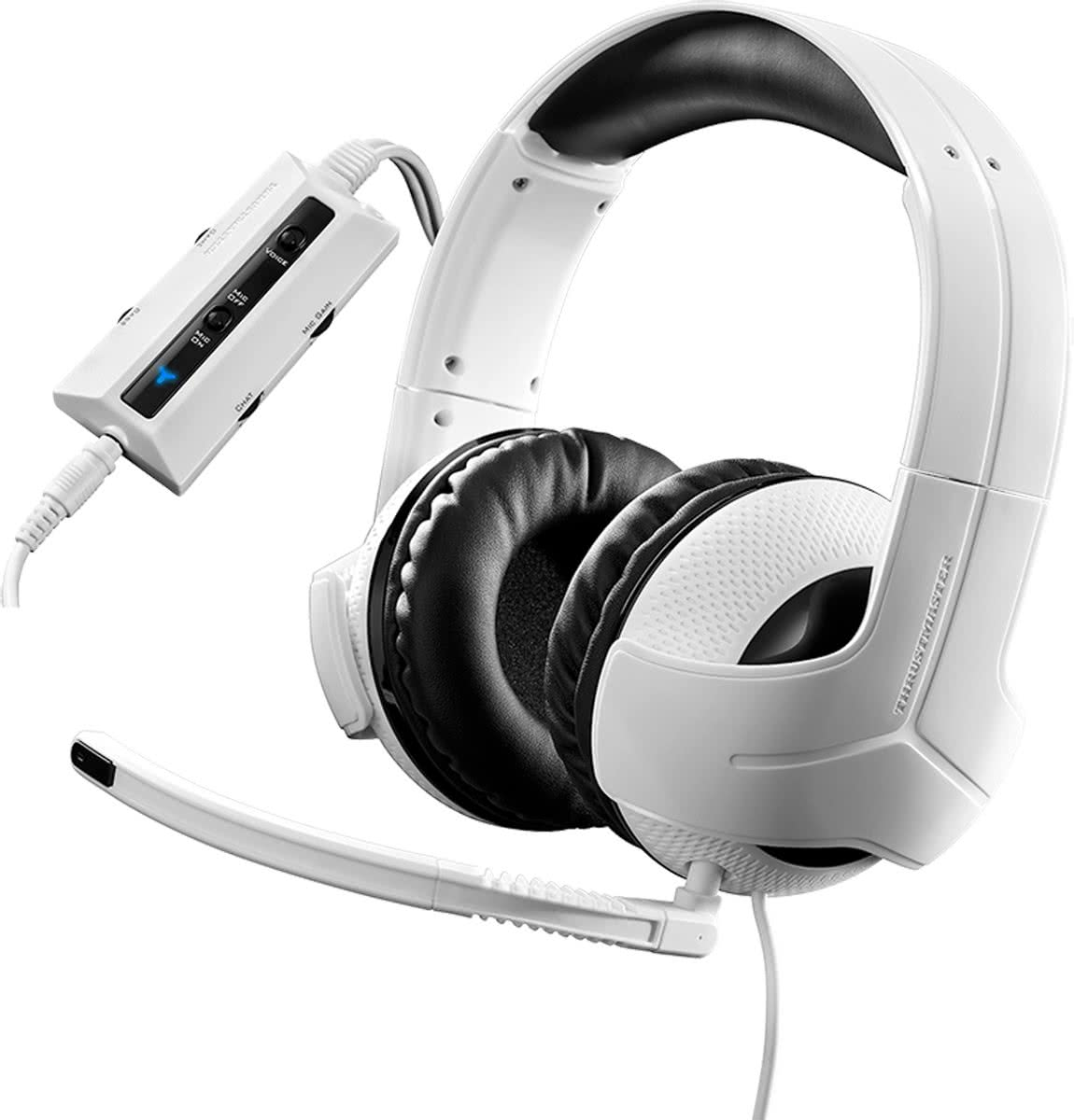 Trustmaster Y-300CPX Universele Headset - Wit