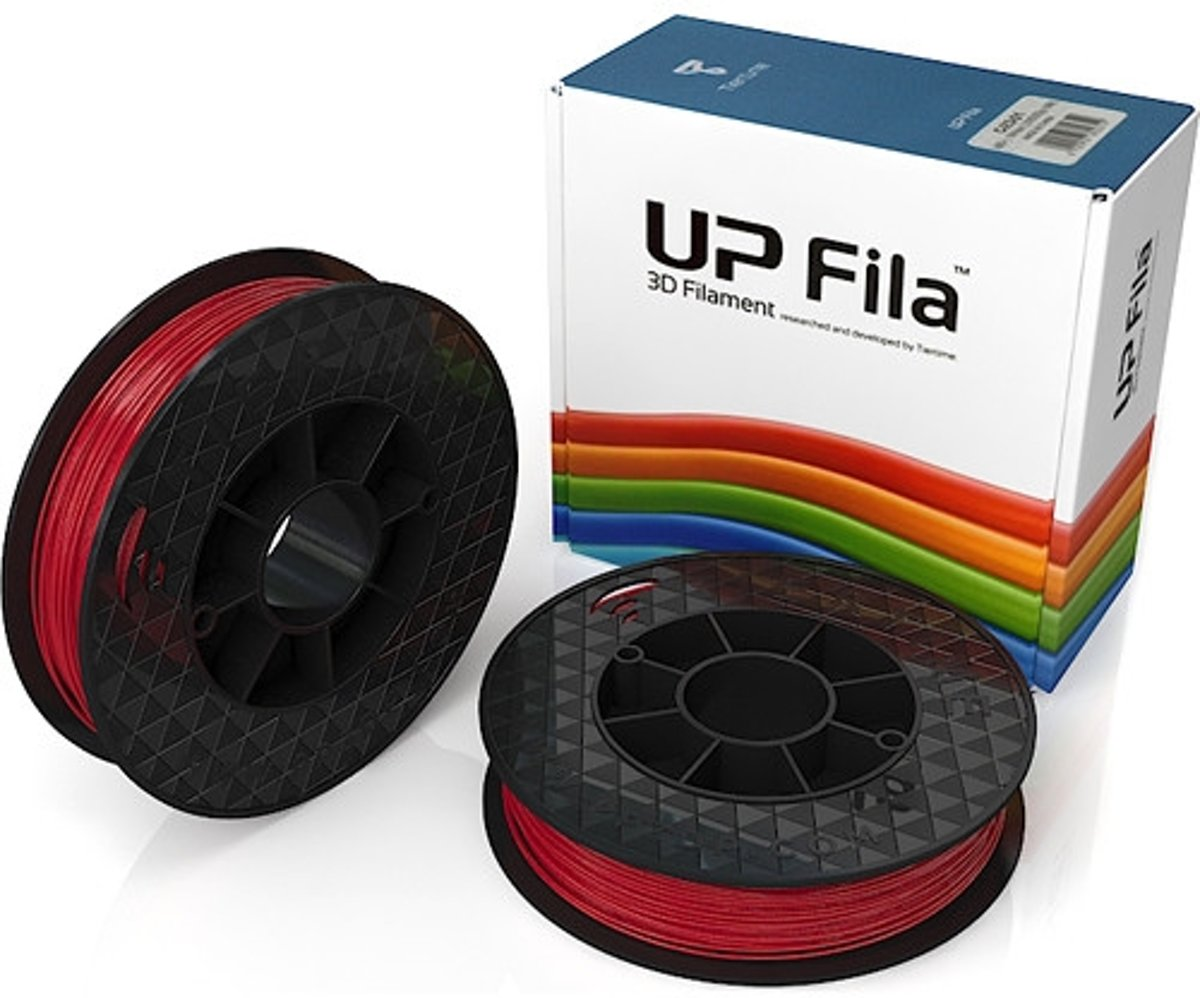 Filament ABS+ 1.75 mm 2-Pack Red