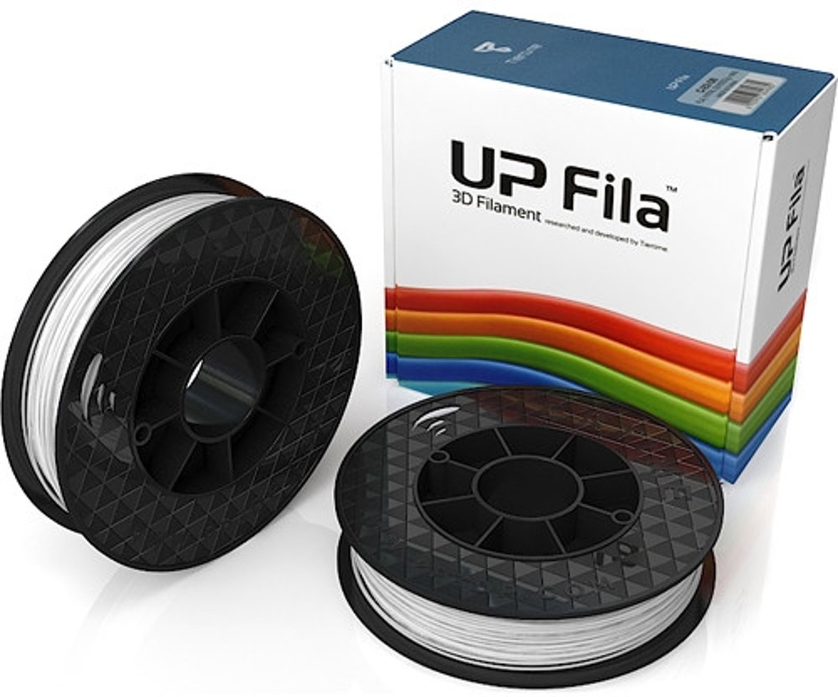 Filament PLA 1.75 mm 2-Pack White